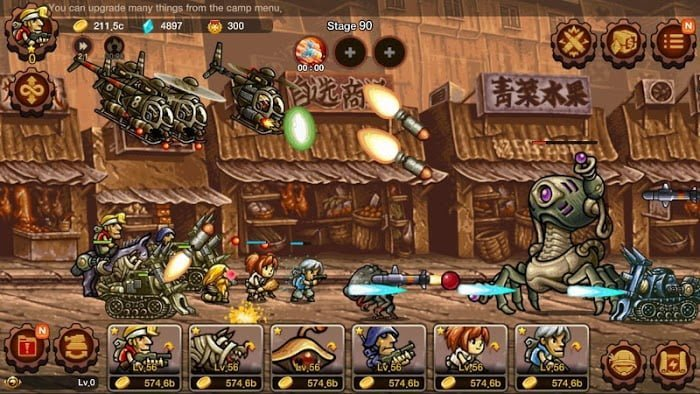 1600717503 777 Metal Slug Infinity Idle Game