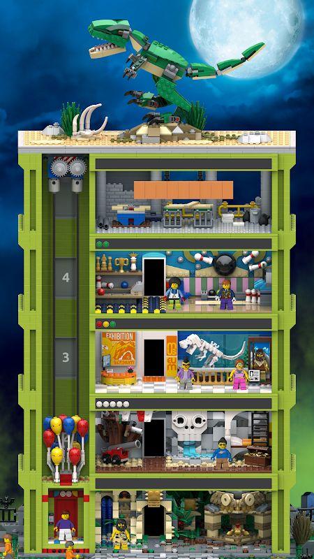 1600718703 421 LEGO Tower MOD Vo han Tien xuTien