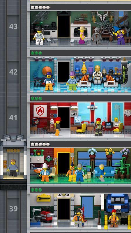 1600718703 425 LEGO Tower MOD Vo han Tien xuTien