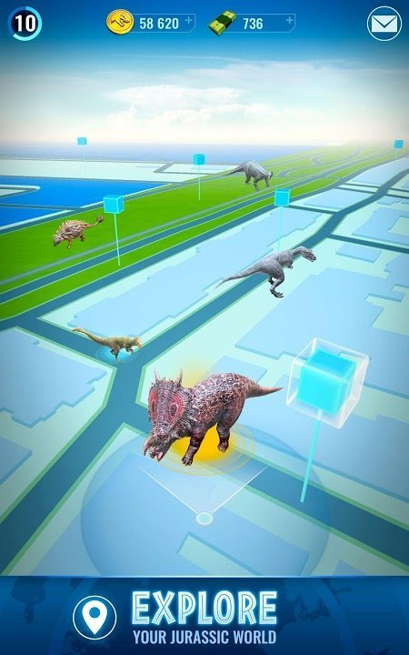 1600854005 85 Jurassic World Alive MOD BatteryVIP