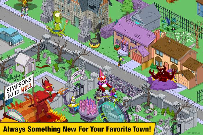 1600884304 638 The Simpsons Tapped Out MOD Free Mua sam