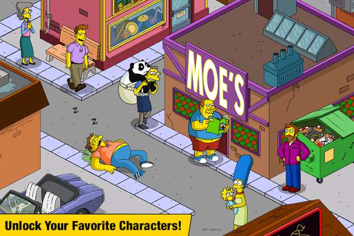 1600884304 85 The Simpsons Tapped Out MOD Free Mua sam