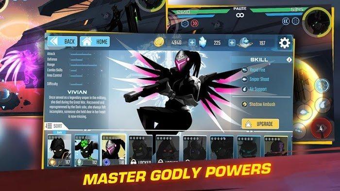 1601095804 272 Shadow Battle 22 MOD APK IOS