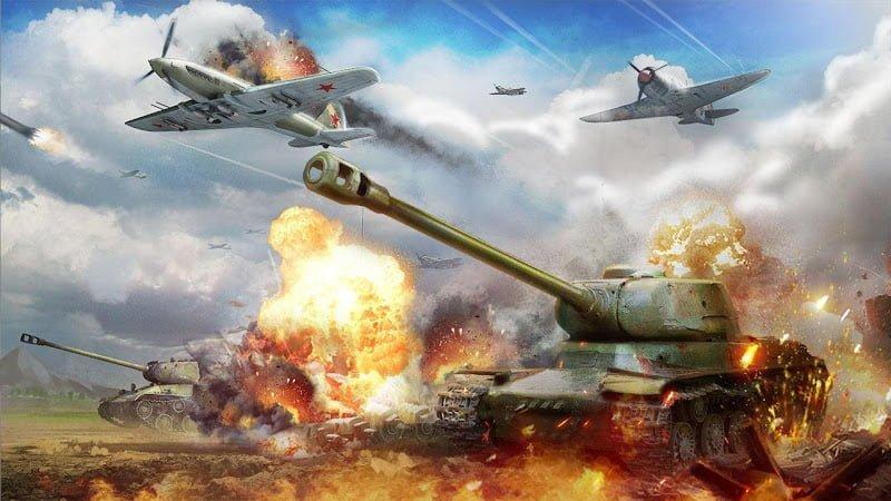 1601148303 699 WW2 Strategy Commander Conquer Frontline MOD APK IOSMedals