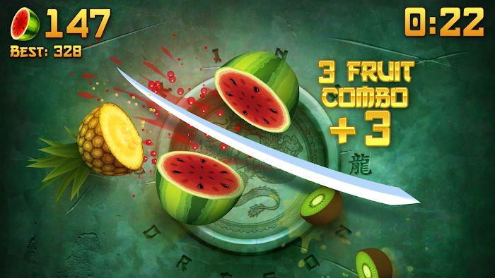 1601245807 5 Fruit Ninja MOD APK IOSScore