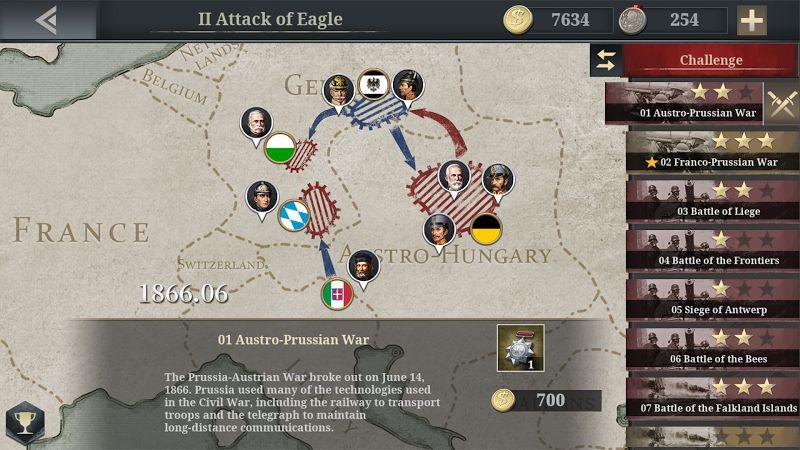 1601358004 365 European War 6 1914 MOD APK IOSMedals