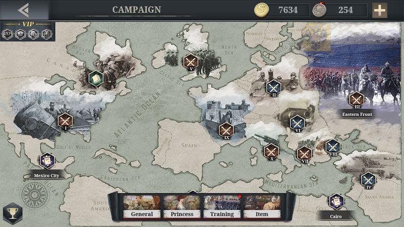 1601358004 775 European War 6 1914 MOD APK IOSMedals