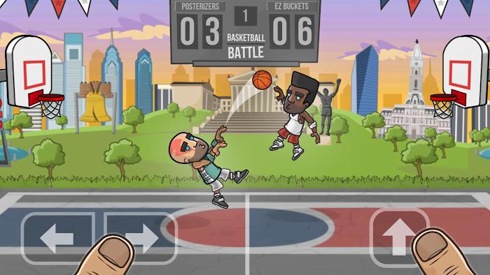 Basketball Battle MOD APK IOS