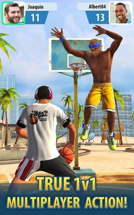 Basketball Stars MOD Easy Perfect Shot
