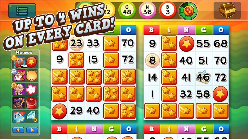 Bingo Pop MOD Vo han TicketsCherries