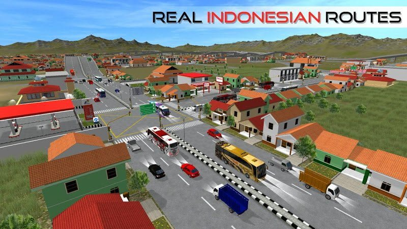 Bus Simulator Indonesia MOD Free Mua sam