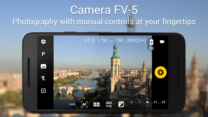 Camera FV 5 paidpatched