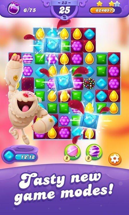 Candy Crush Friends Saga MOD Vo han LivesMoves