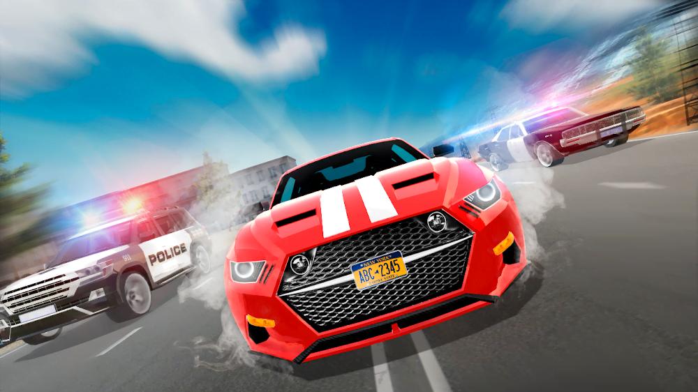 Car Simulator 2 MOD APK IOSFuel