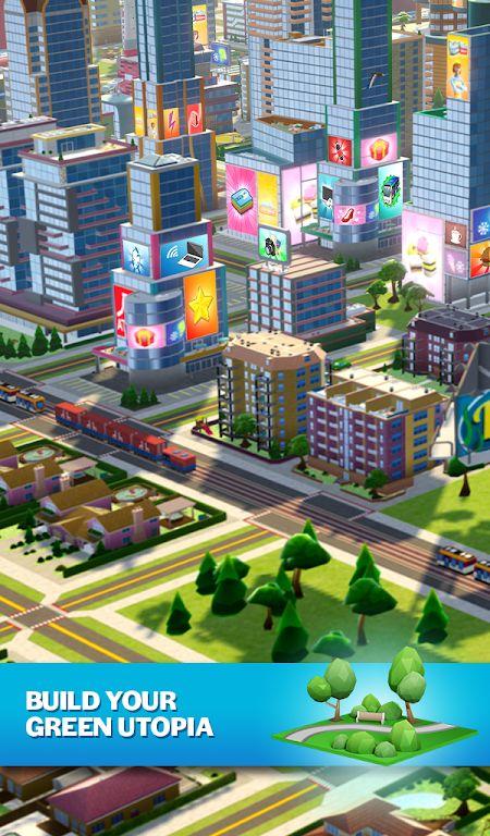 Citytopia MOD APK IOS