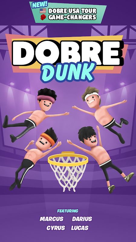 Dobre Dunk MOD All Mo khoaAuto Win