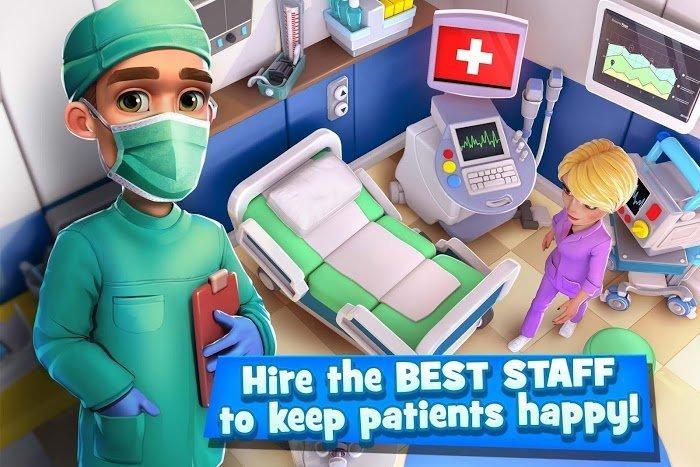 Dream Hospital MOD Free Mua sam