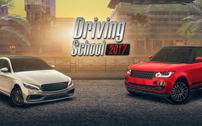 Driving School 2017 MOD TienAll Cars