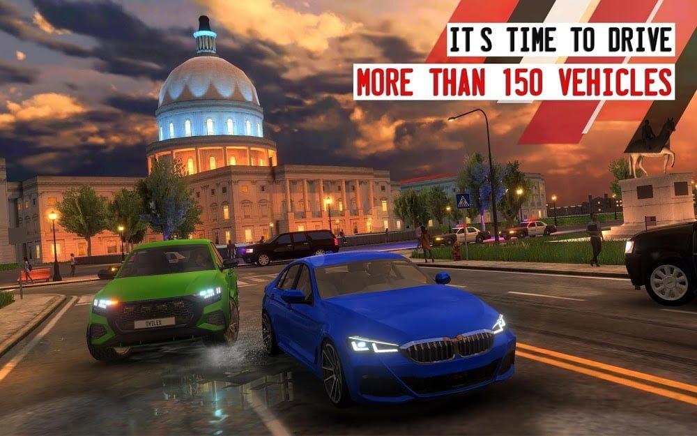 Driving School Sim MOD APK IOS