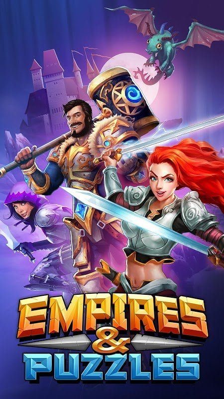 Empires Puzzles RPG Quest