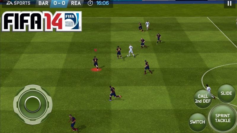 FIFA 14 MOD Free Mua samPremium Kit