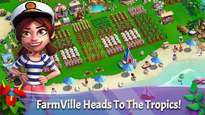 FarmVille 2 Tropic Escape MOD Free Mua sam