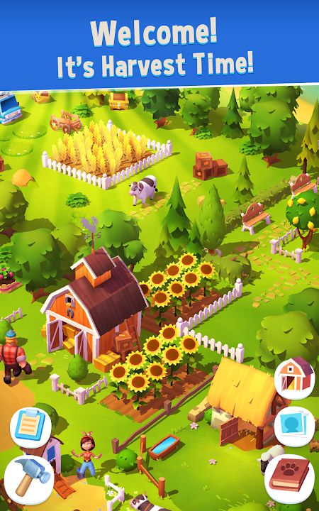 FarmVille 3 – Animals MOD No Water Cost