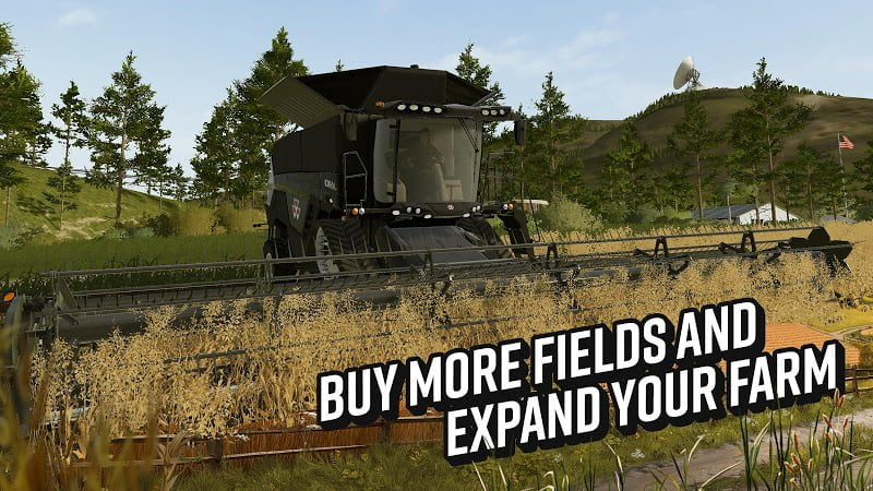 Farming Simulator 20 MOD APK IOS