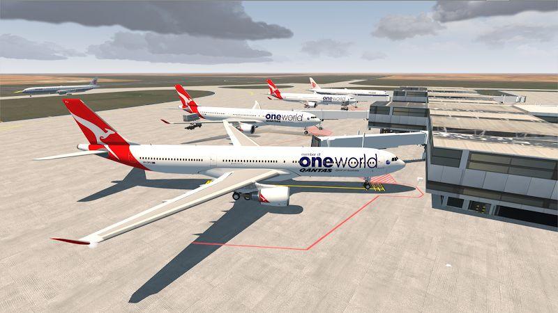 Flight Simulator Advanced MOD Mo khoa
