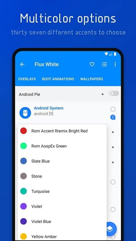 Flux White – Substratum Theme Patched