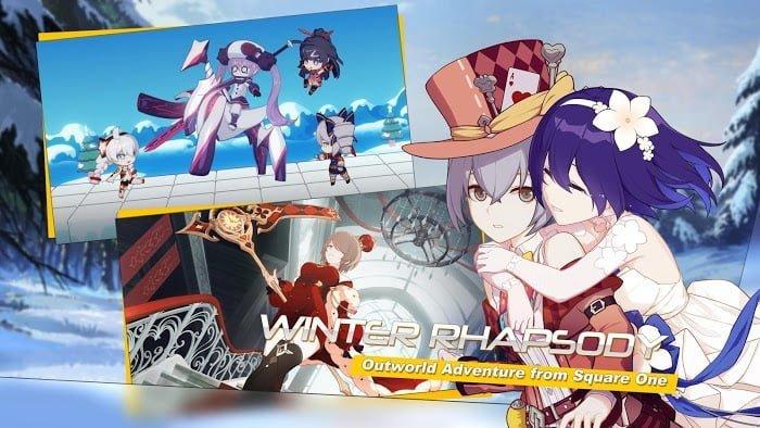 Honkai Impact 3 MOD Skill No CD