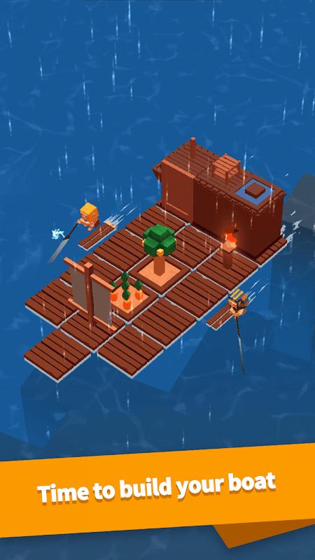 Idle Arks Build at Sea MOD Vo han WoodKim cuongs