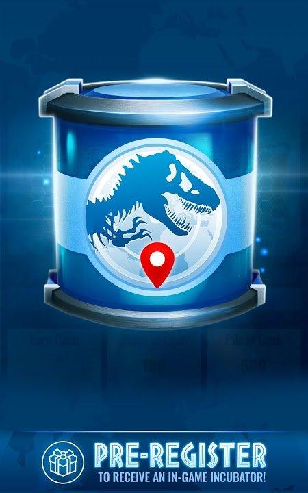 Jurassic World Alive MOD BatteryVIP