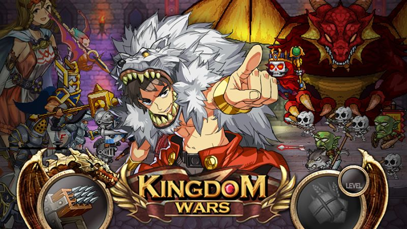 Kingdom Wars MOD APK IOS