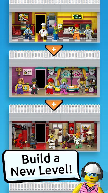LEGO Tower MOD Vo han Tien xuTien