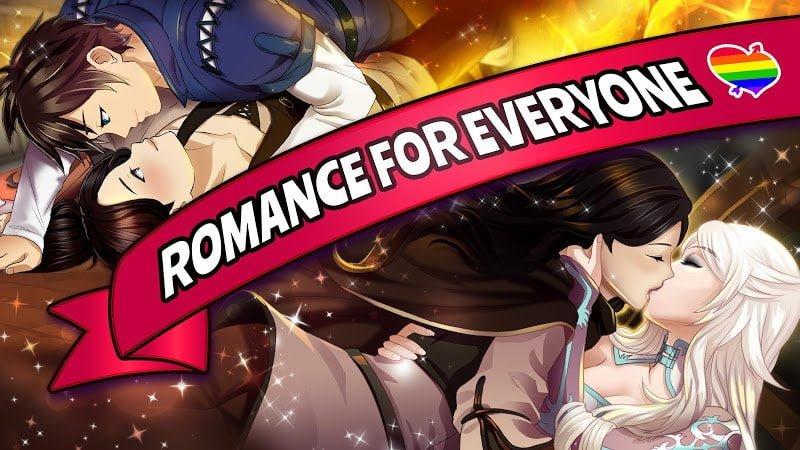 Lovestruck Choose Your Romance MOD All Tickets Mo khoa