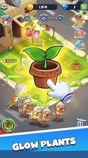 Hướng dẫn thủ thuật gian lận Merge Plants