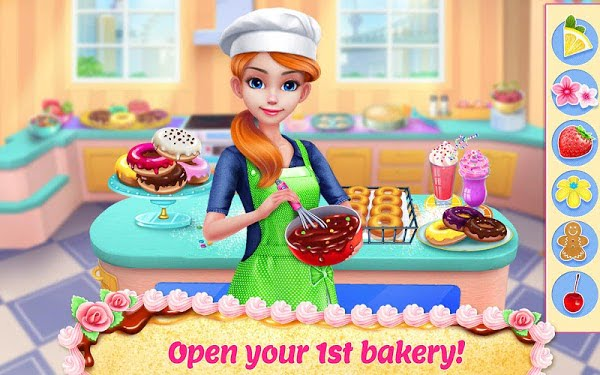 My Bakery Empire MOD APK IOS