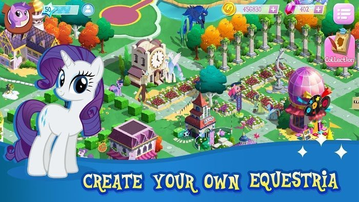 My Little Pony Magic Princess MOD APK IOSGems