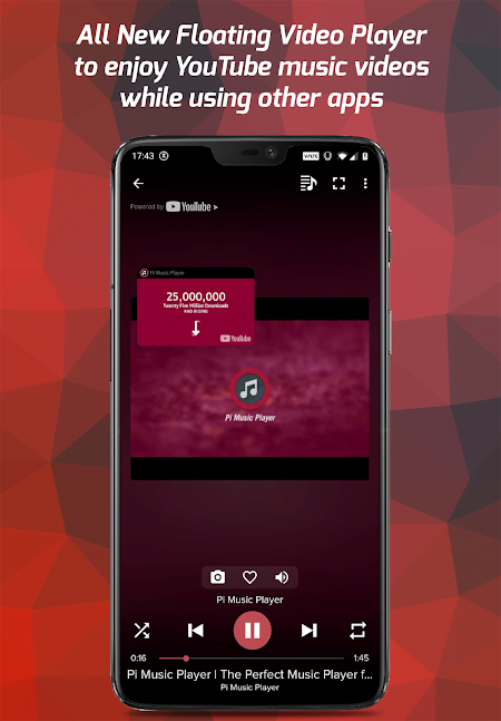 Pi Music Player MOD All Mo khoa
