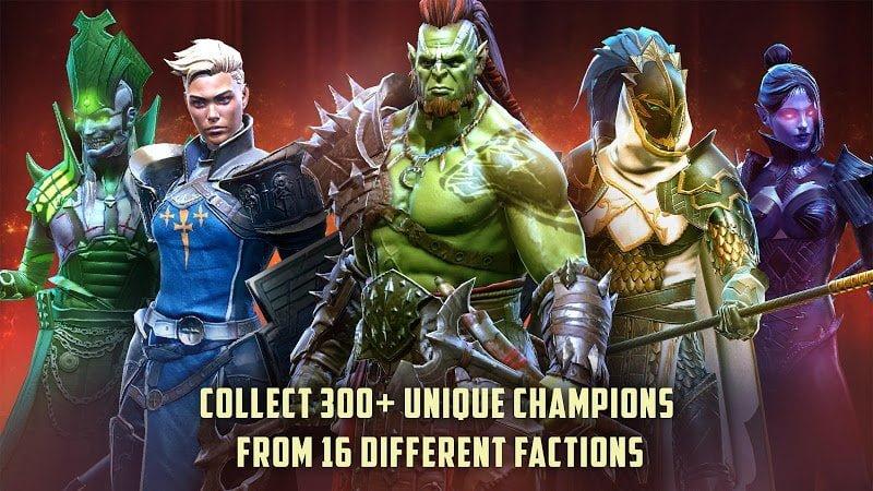 RAID Shadow Legends MOD Battle Speed