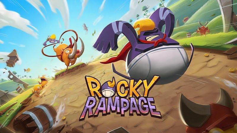 Rocky Rampage Wreck em Up MOD APK IOS
