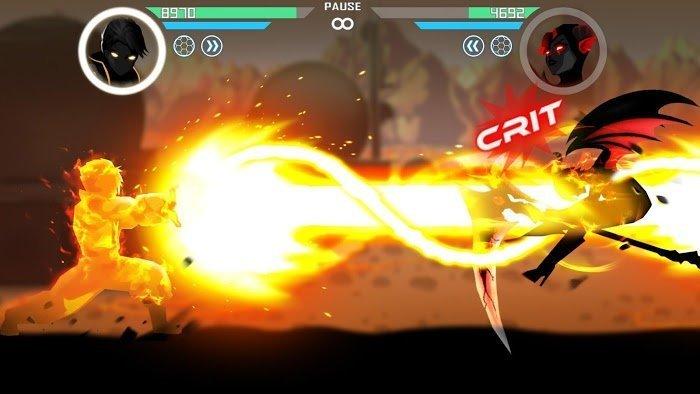 Shadow Battle 22 MOD APK IOS