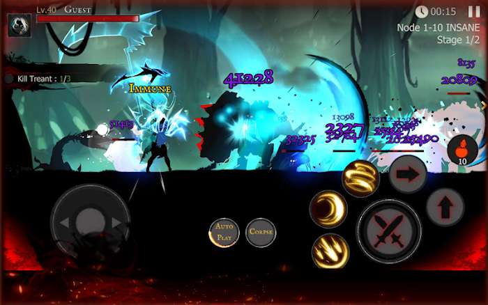 Shadow of Death MOD CrystalsSouls