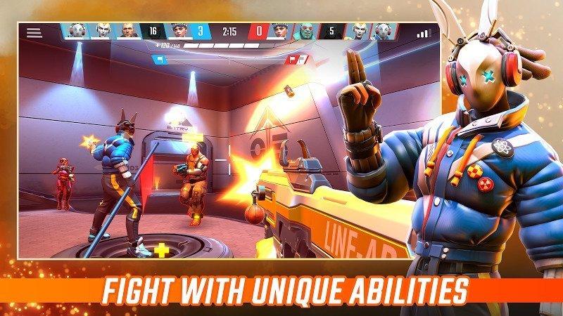 Shadowgun War Games MOD No SpreadHide Weapon