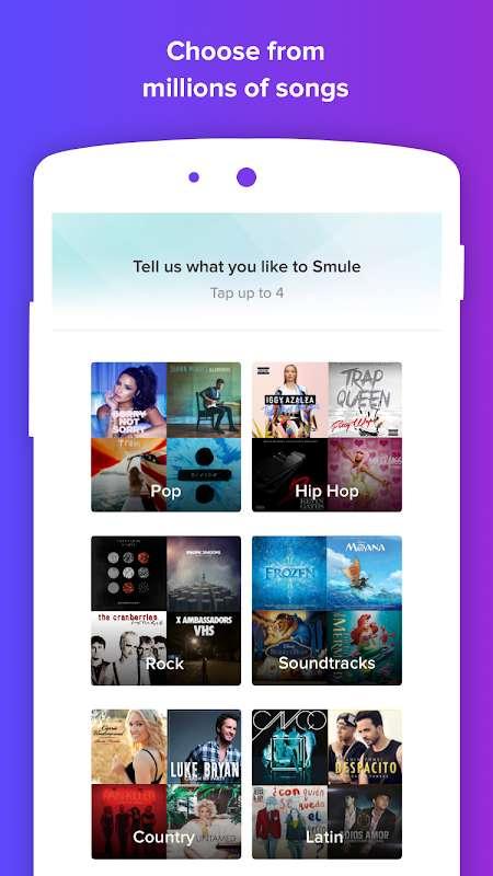 Smule – The 1 Singing App MOD Mo khoa VIP