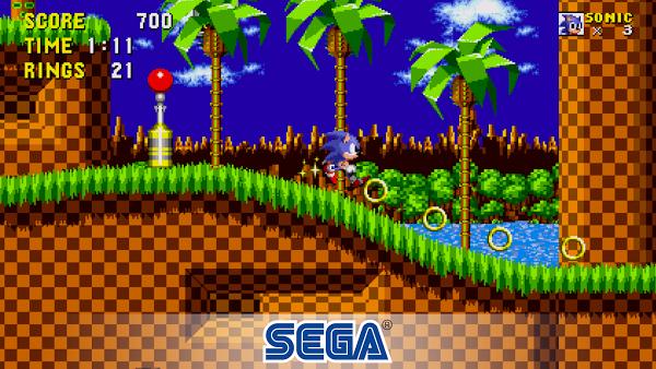 Sonic the Hedgehog Classic MOD Mo khoa