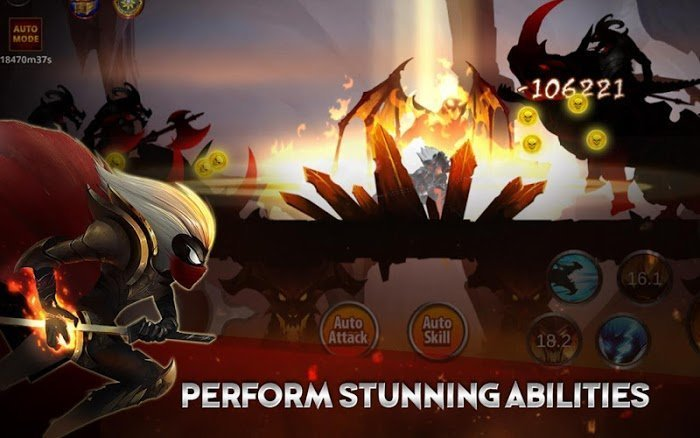Stickman Legends Shadow War MOD Free Mua samVIP