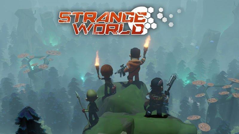 Strange World MOD APK IOSStamina