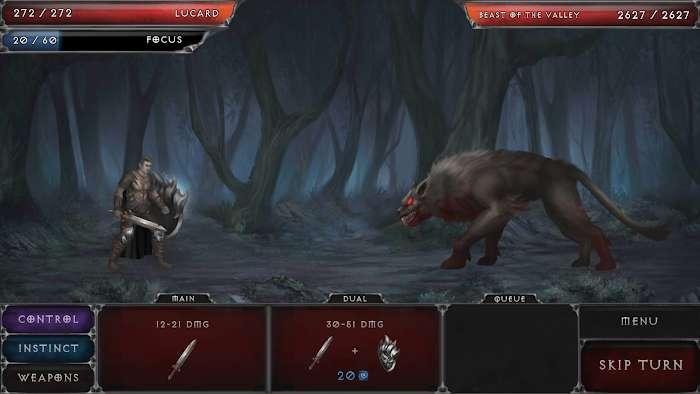 Vampires Fall Origins MOD APK IOS
